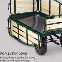 Ventura Hand Truck Hand Cart Heavy Load 300kg Steel