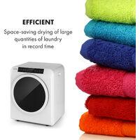 EZ Dry, Clothes Dryer, Exhaust Air Dryer, 1500W, 6kg, 60cm
