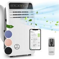 Metrobreeze New York Smart 7k, Mobile Air Conditioner, 7000 BTU / 2.1 kW, EEC A, Remote Control