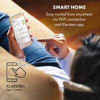 Pure Blizzard Smart 9k, Mobile Air Conditioner, 9000 BTU / 2.6 kW, EEC A, Remote Control