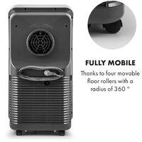 Metrobreeze 9 New York City Mobile Air Conditioner 9000 BTU / 2.6 kW White