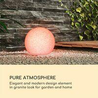Shinestone Solar 20 Globe Lamp Solar Panel