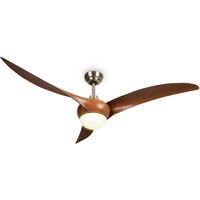 """Monteverde Ceiling Fan Ceiling Light 52"""" 8,376m"""