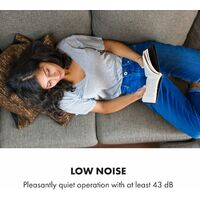 Maxflow Smart, 3-in-1 Air Cooler, Fan, Humidifier, 5L, WiFi, Remote Control, 2 x Ice Packs