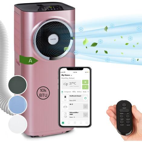 Kraftwerk Smart 10K climatiseur 3-en-1 10000 BTU contrôle par appli télécommande