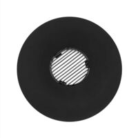 Heat Disc Anneau avec grille de cuisson pour barbecue de Ø 57 cm acier