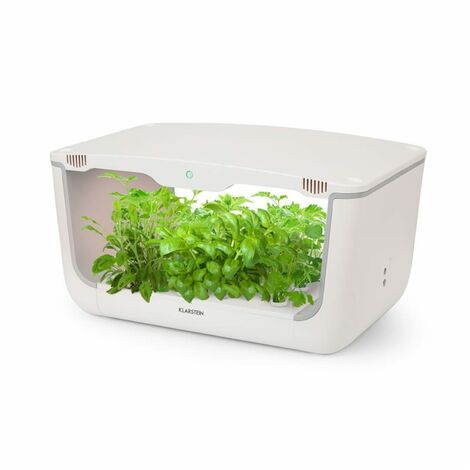 Klarstein GrowIt Farm Smart Jardín de interior 28 plantas 48 W LED 8 L