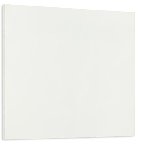 Klarstein Wonderwall Air Infinite Panel calefactor infrarrojo 60x50cm 300W Pared Mando a distancia Blanco