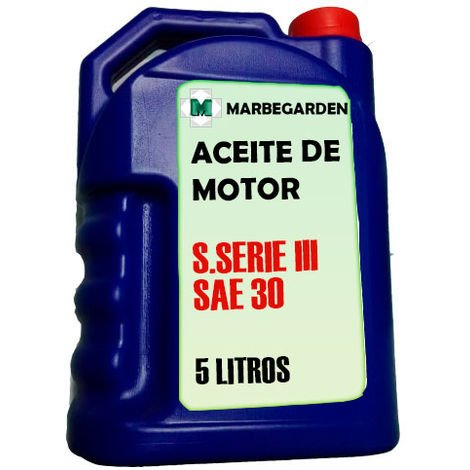 Aceite Motor SAE 30 Serie III 5L