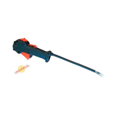 Mando acelerador completo desbrozadora 26mm