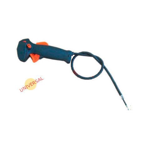 Mando acelerador completo desbrozadora 19mm