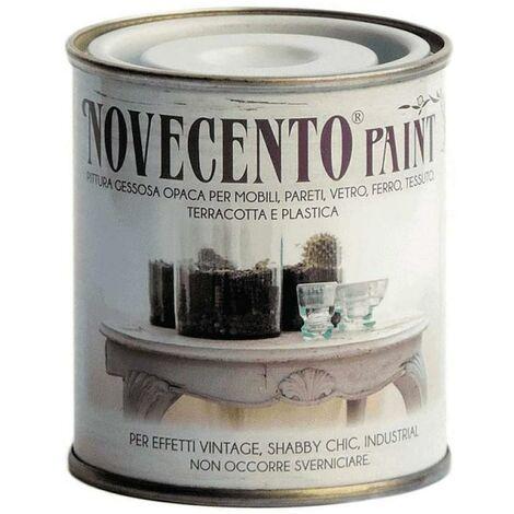 Vernice di Finitura Protettiva Trasparente Opaca o Lucida 900 Novecento Paint - Finitura: Opaca