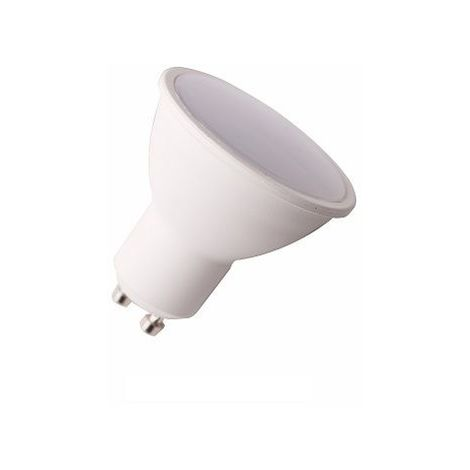 Lampara LED GU10 Dicroica Luz Calida 5W