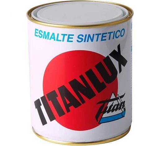 Esmalte sintetico Brillante 4 Litros Blanco