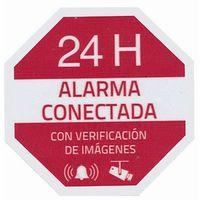 Se/ñal Salida De Camiones Aluminio 0,5 mm 30x40 cm Normaluz RD31923