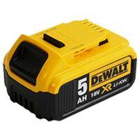 Taladro atornillador a batería DeWALT con 3 baterías de 18V XR 5.0Ah DCD796P3-IT