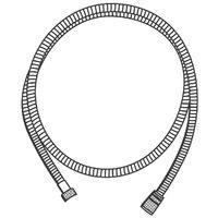 Flexible de Douche Grohe Rotaflex Metal Longlife en métal 1750 mm
