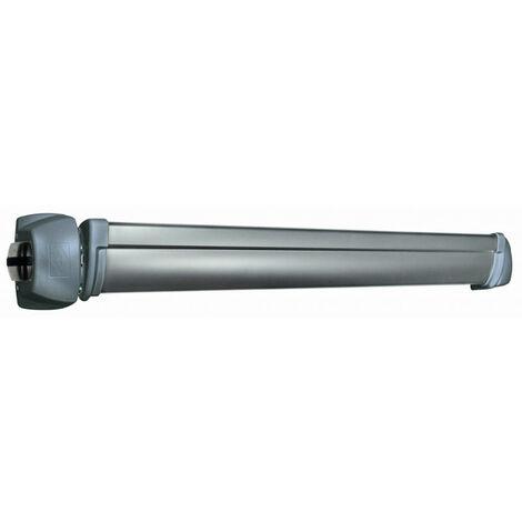 Barre de poussée - Fermeture  anti - panique JPM Fluid 2 points combinés 900 mm  FL2290-01-0A Anodisé NEUVE