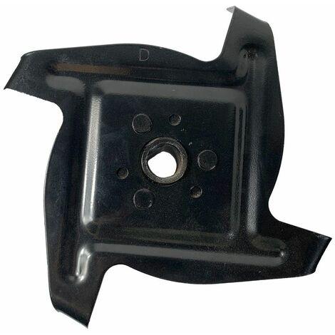 Cuchilla minimotoazada derecho exterior D