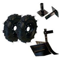 Motoazada Motocultor 7CV 2V Mas una con Accesorios