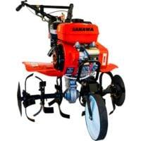 Motocultor Motoazada 7CV 2 vel adelante 1 atrás Arranque Eléctrico