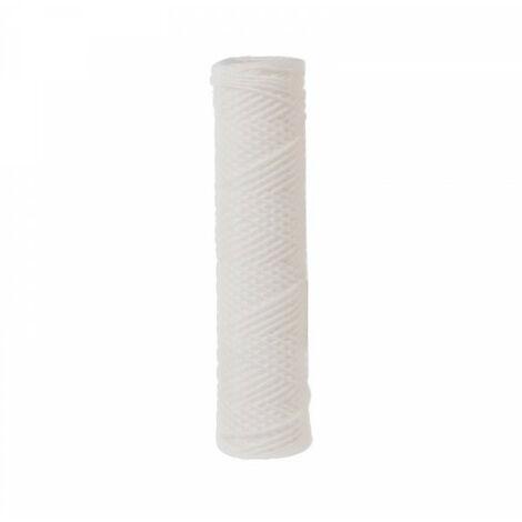 Cartouche de filtration 10µ - Impuretés, particules, sédiments, boues, sable