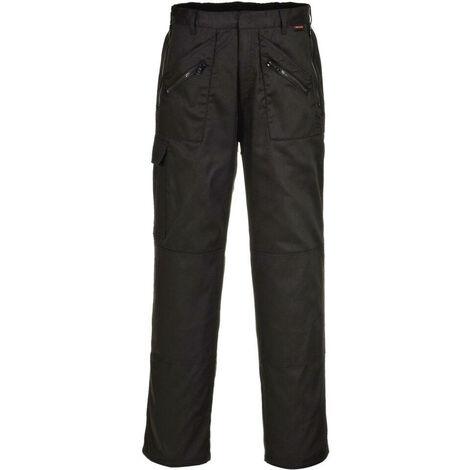 Pantalon de travail matelassé Portwest Action Noir XS