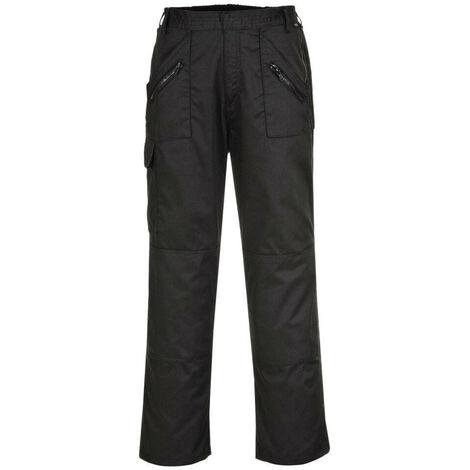 Pantalon ceinture elastiquée Portwest Action Noir 3XL