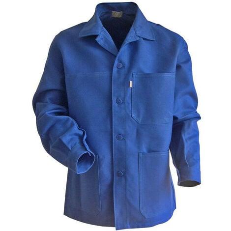 Veste de travail 100% Coton bleu bugatti PLANTOIR LMA Bleu XL