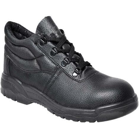 Chaussures de sécurité Brodequin Portwest S1P Steelite Noir 40