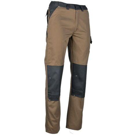 Pantalon de travail Zéro métal LMA FORGERON Châtaigne 44