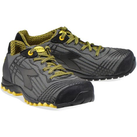 Chaussures de travail basses Diadora BEAT II TEXT S1P HRO SRC Noir 46