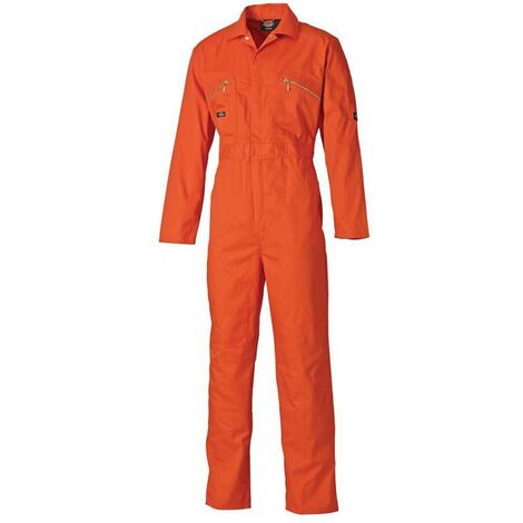 Combinaison de travail Redhawk Dickies Orange 3XL