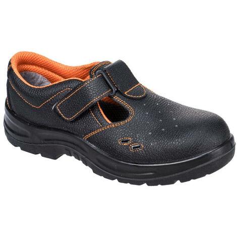 Sandale de sécurité Portwest Steelite Ultra S1P Noir 43