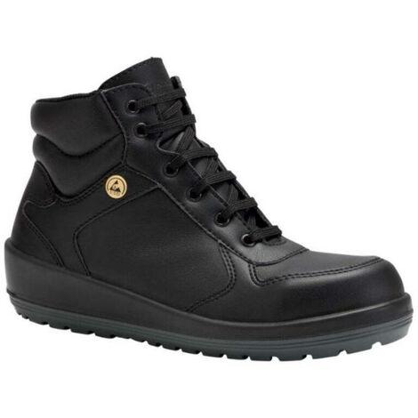 Chaussures de sécurité montantes femme Parade BALLIA S3 SRC ESD Noir 42