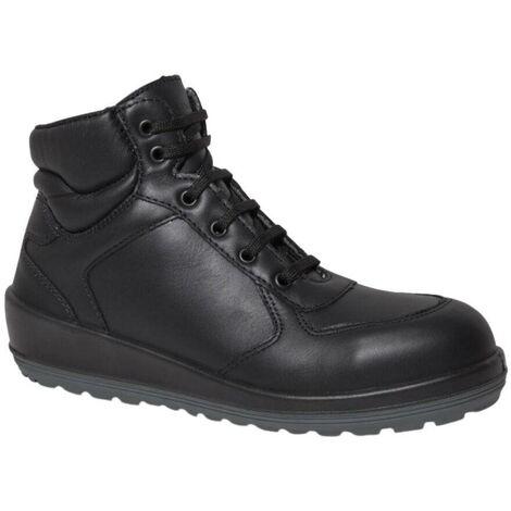 Chaussures de sécurité montantes femme Parade BRAZZA S3 Noir 42