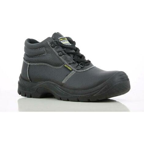 Chaussures de sécurité montantes Safety Jogger SAFETYBOY S1P Noir 44