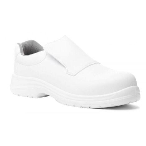 Chaussure de sécurité cuisine Coverguard Okenite S2 SRC Blanc 39