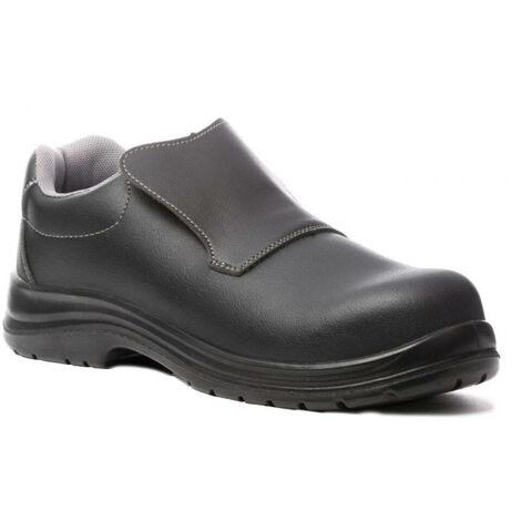 Chaussure de sécurité cuisine 100% sans métal Coverguard Ortite S2 SRC Noir 36