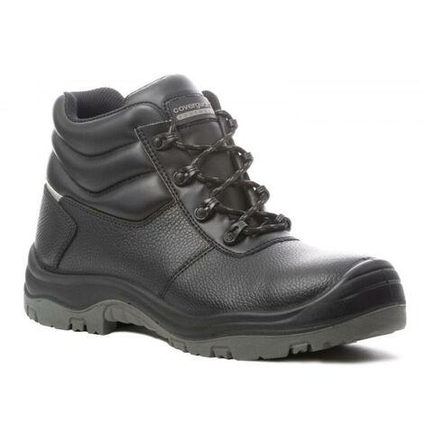 Chaussures de sécurité montantes Coverguard Freedite S3 SRC 100% non métalliques Noir 37
