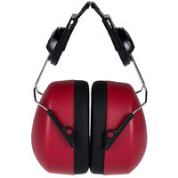 Protection d'oreilles clip-on Portwest Rouge