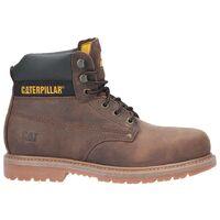 Chaussures hautes de sécurité S3 Caterpillar POWERPLANT Marron 41