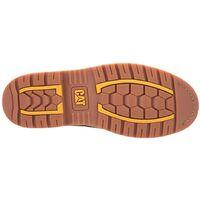 Chaussures hautes de sécurité S3 Caterpillar POWERPLANT Miel 40
