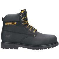 Chaussures hautes de sécurité S3 Caterpillar POWERPLANT Noir 42