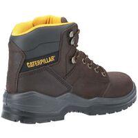 Chaussures hautes de sécurité S3 SRC Caterpillar STRIVER Marron 40