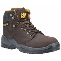Chaussures hautes de sécurité S3 SRC Caterpillar STRIVER Marron 42