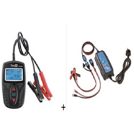 Kit Testeur Digital DBT 300 batterie 4Ah à 150Ah/12V (Ampérage  : 5 A)