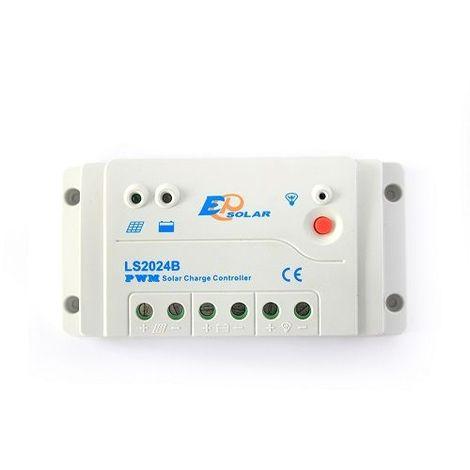 Régulateur solaire 30A 12V/24V EP SOLAR