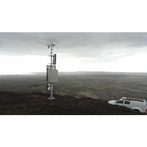 Eolienne Rutland FM910-4 Furlmatic 12V (Voltage : 12 volts)