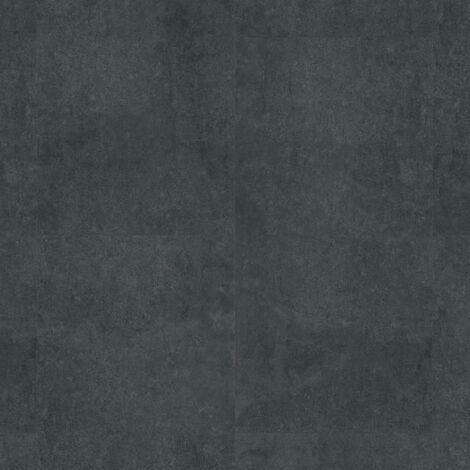 Offre Pro-Boite 3 dalles PVC clipsables - 1,38 m² - iD Click Ultimate 70-Polished Concrete-Graphite - TARKETT